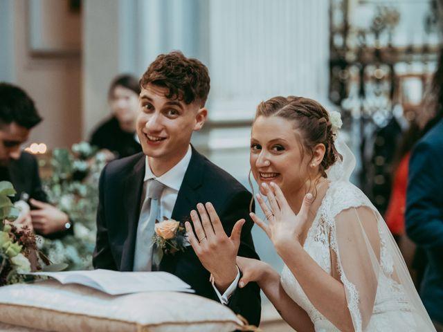 Il matrimonio di Guido e Giulia a Castel San Pietro Terme, Bologna 20