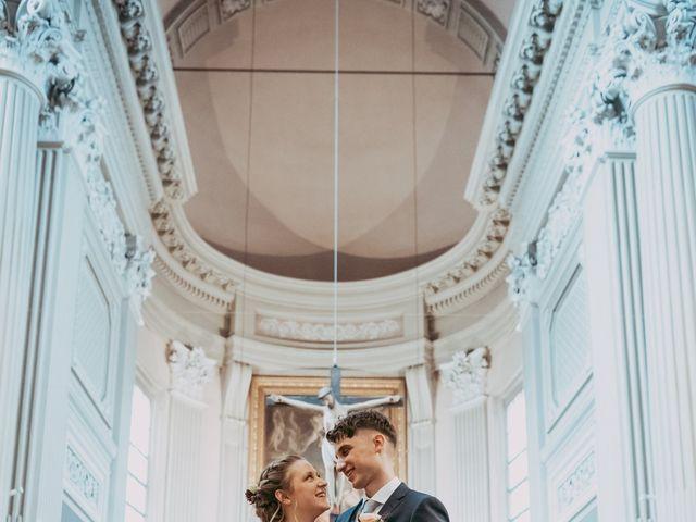 Il matrimonio di Guido e Giulia a Castel San Pietro Terme, Bologna 25