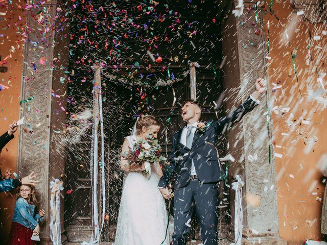 Il matrimonio di Guido e Giulia a Castel San Pietro Terme, Bologna 1