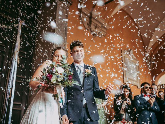 Il matrimonio di Guido e Giulia a Castel San Pietro Terme, Bologna 27