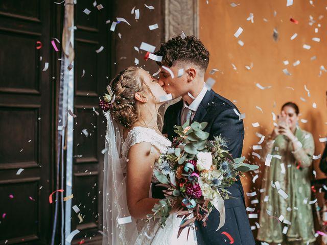 Il matrimonio di Guido e Giulia a Castel San Pietro Terme, Bologna 28