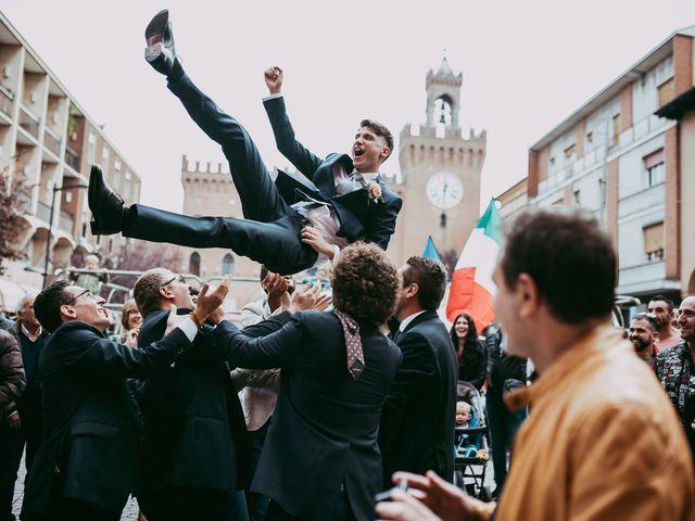 Il matrimonio di Guido e Giulia a Castel San Pietro Terme, Bologna 30