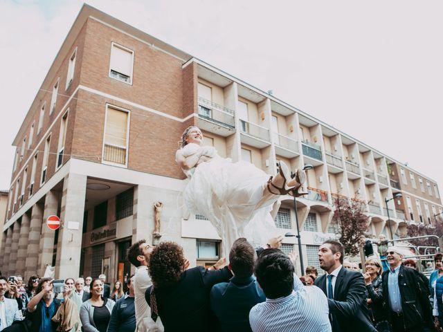 Il matrimonio di Guido e Giulia a Castel San Pietro Terme, Bologna 31