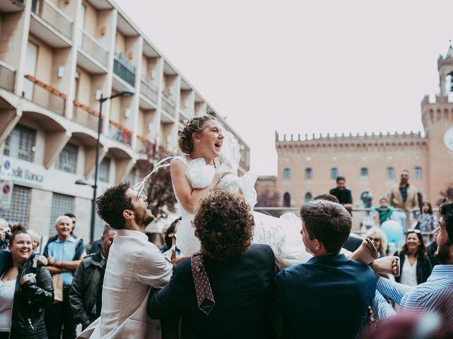 Il matrimonio di Guido e Giulia a Castel San Pietro Terme, Bologna 32