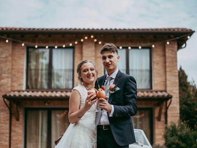 Il matrimonio di Guido e Giulia a Castel San Pietro Terme, Bologna 35