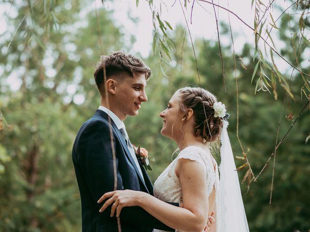 Le nozze di Giulia e Guido