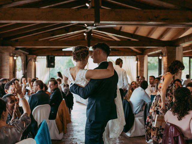 Il matrimonio di Guido e Giulia a Castel San Pietro Terme, Bologna 54