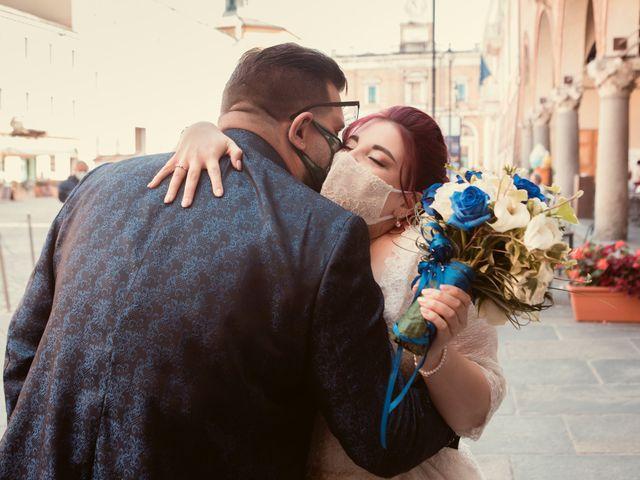 Il matrimonio di Marco e Arianna a Ravenna, Ravenna 19