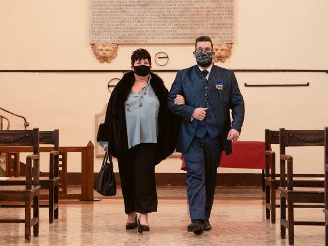 Il matrimonio di Marco e Arianna a Ravenna, Ravenna 21