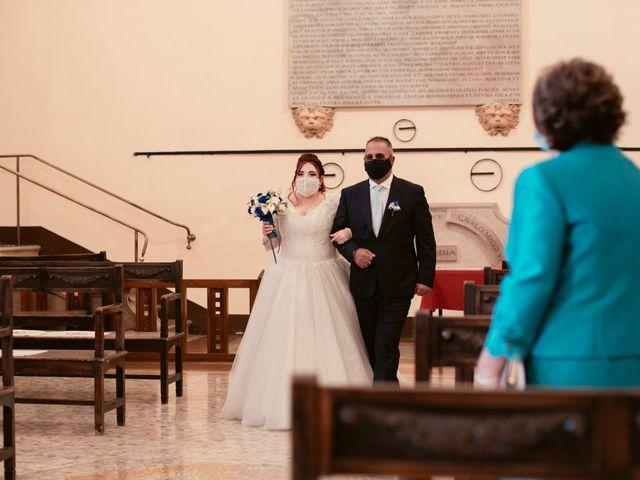 Il matrimonio di Marco e Arianna a Ravenna, Ravenna 22