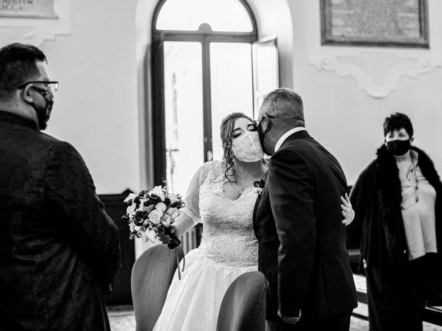 Il matrimonio di Marco e Arianna a Ravenna, Ravenna 23