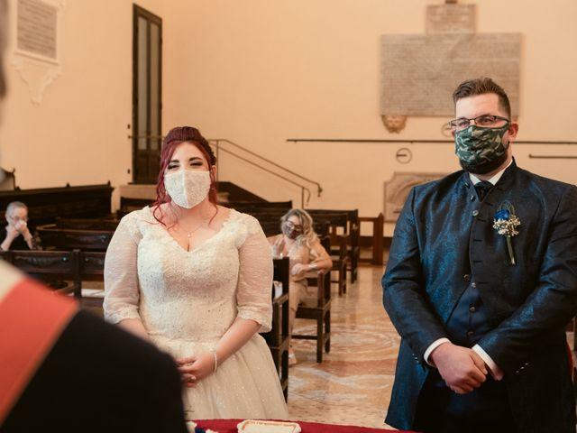 Il matrimonio di Marco e Arianna a Ravenna, Ravenna 24