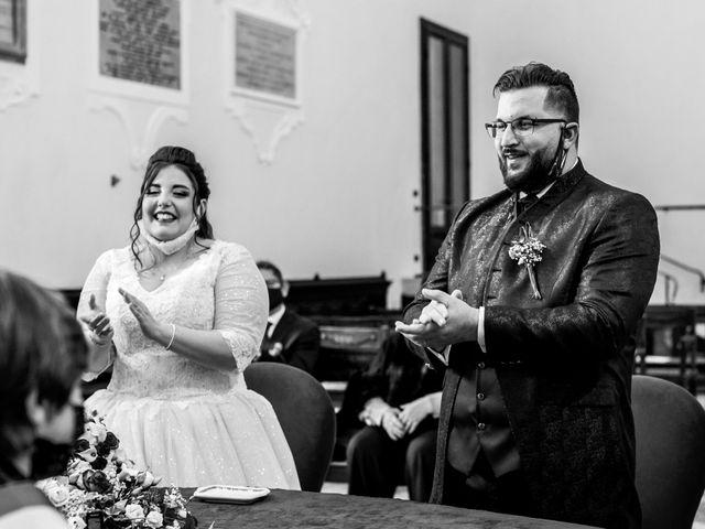 Il matrimonio di Marco e Arianna a Ravenna, Ravenna 27