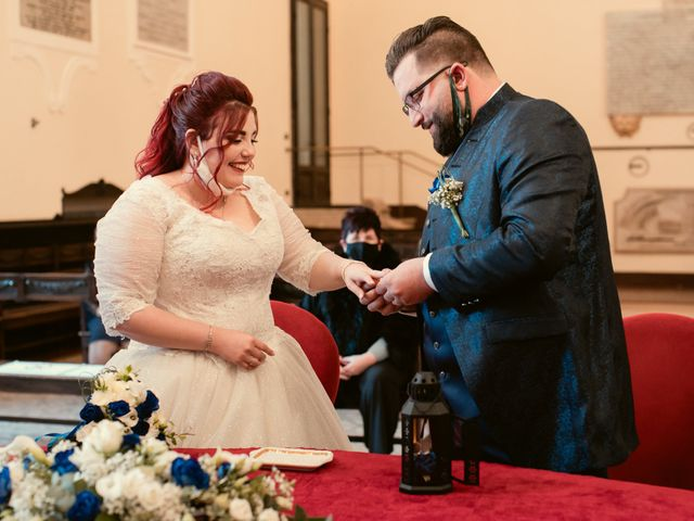 Il matrimonio di Marco e Arianna a Ravenna, Ravenna 29