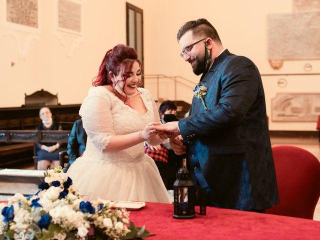 Il matrimonio di Marco e Arianna a Ravenna, Ravenna 30