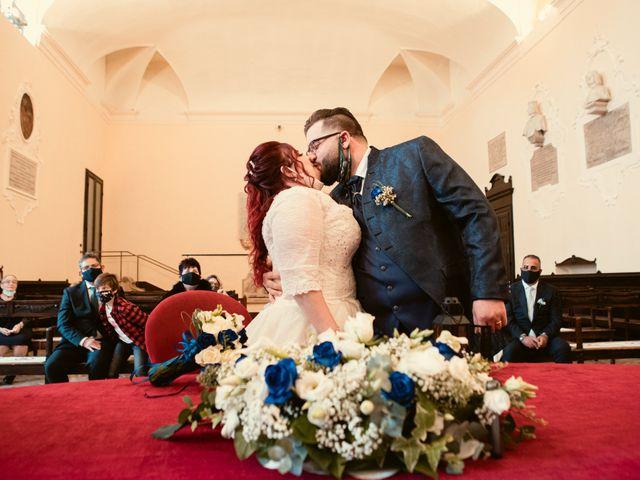 Il matrimonio di Marco e Arianna a Ravenna, Ravenna 31
