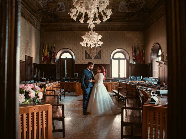 Il matrimonio di Marco e Arianna a Ravenna, Ravenna 34
