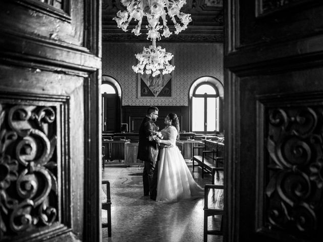 Il matrimonio di Marco e Arianna a Ravenna, Ravenna 36