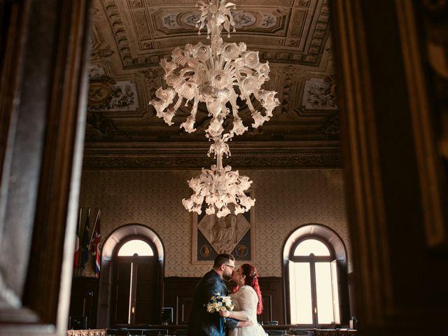 Il matrimonio di Marco e Arianna a Ravenna, Ravenna 37