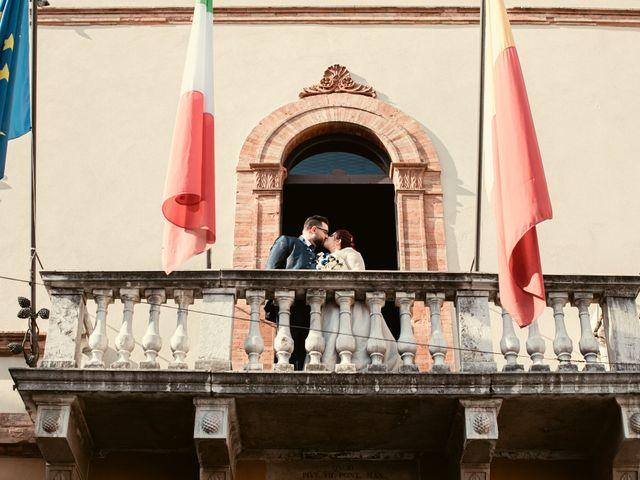 Il matrimonio di Marco e Arianna a Ravenna, Ravenna 38