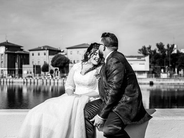 Il matrimonio di Marco e Arianna a Ravenna, Ravenna 54