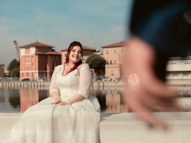 Il matrimonio di Marco e Arianna a Ravenna, Ravenna 56