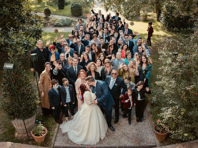 Il matrimonio di Marco e Arianna a Ravenna, Ravenna 67