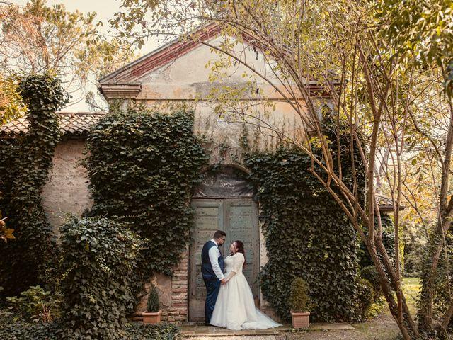 Il matrimonio di Marco e Arianna a Ravenna, Ravenna 72