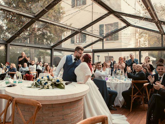 Il matrimonio di Marco e Arianna a Ravenna, Ravenna 81