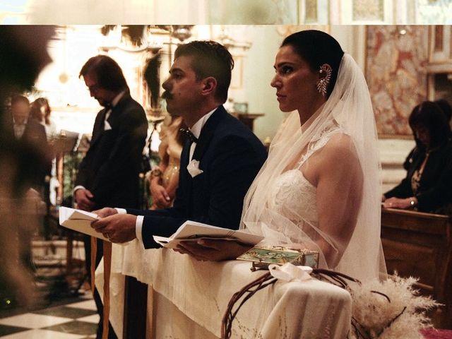Il matrimonio di Daniele e Mariagrazia a Gussago, Brescia 8