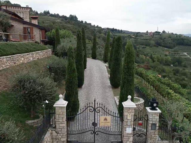 Il matrimonio di Daniele e Mariagrazia a Gussago, Brescia 37