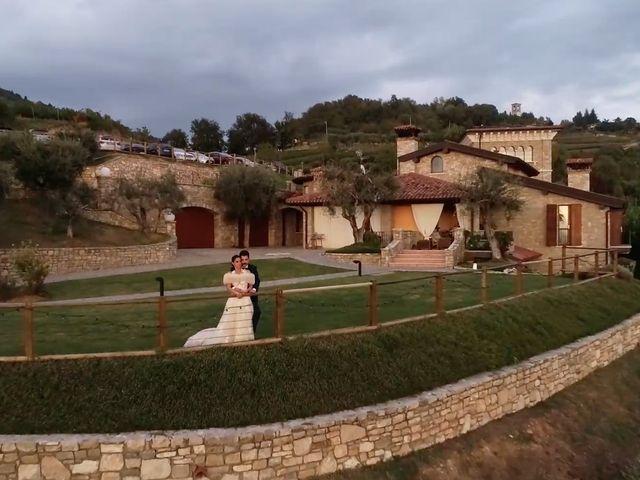 Il matrimonio di Daniele e Mariagrazia a Gussago, Brescia 38
