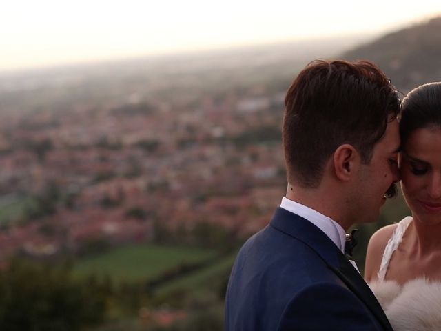 Le nozze di Mariagrazia e Daniele