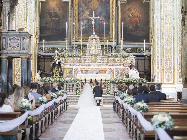 Il matrimonio di Nunzia e Giuseppe a Marcianise, Caserta 20