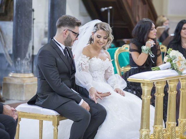 Il matrimonio di Nunzia e Giuseppe a Marcianise, Caserta 21