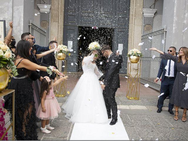 Il matrimonio di Nunzia e Giuseppe a Marcianise, Caserta 23