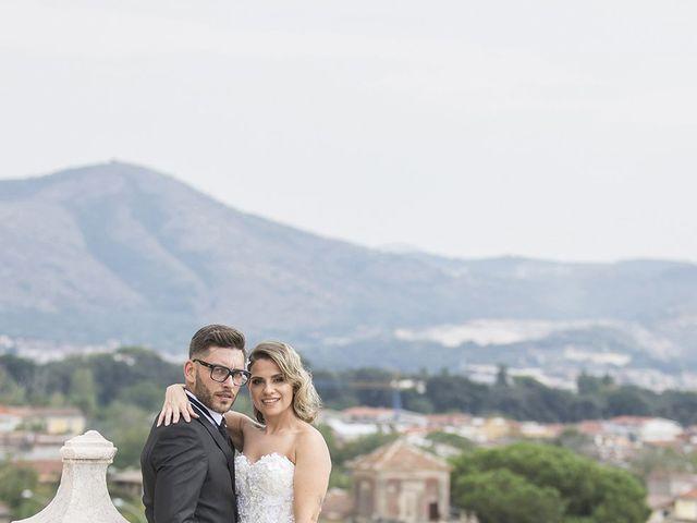 Il matrimonio di Nunzia e Giuseppe a Marcianise, Caserta 24