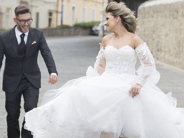 Il matrimonio di Nunzia e Giuseppe a Marcianise, Caserta 27