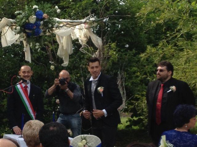Il matrimonio di Alan e Deborah a Rubiera, Reggio Emilia 7