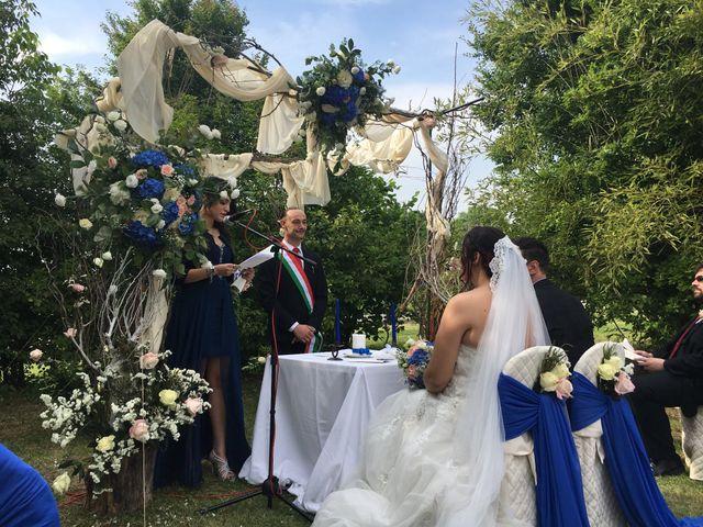 Il matrimonio di Alan e Deborah a Rubiera, Reggio Emilia 10