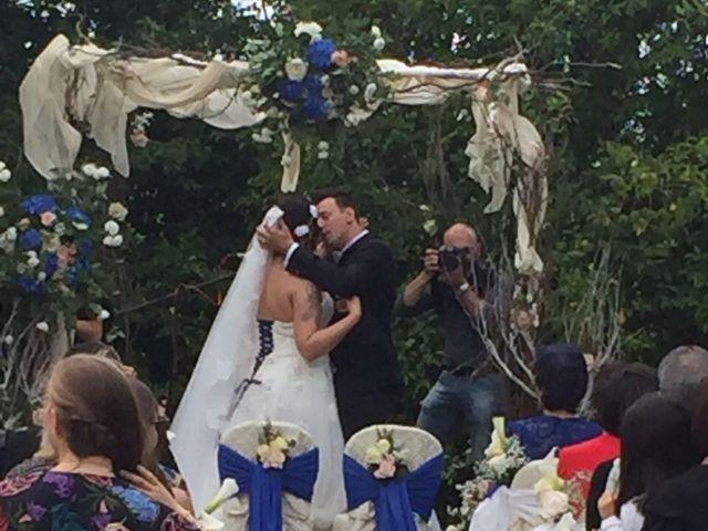 Il matrimonio di Alan e Deborah a Rubiera, Reggio Emilia 11