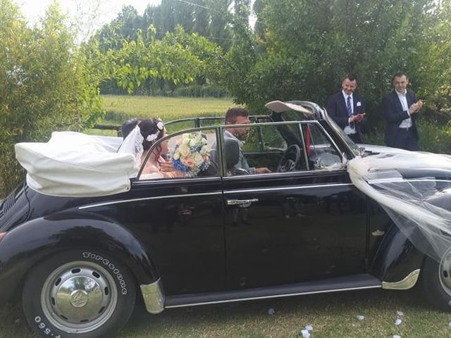 Il matrimonio di Alan e Deborah a Rubiera, Reggio Emilia 13