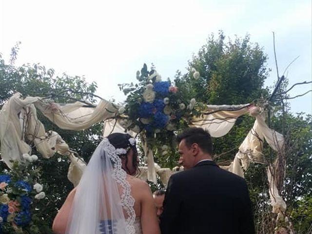 Il matrimonio di Alan e Deborah a Rubiera, Reggio Emilia 15