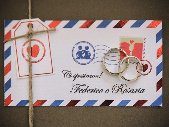 Il matrimonio di Federico e Rosaria a Agrigento, Agrigento 2