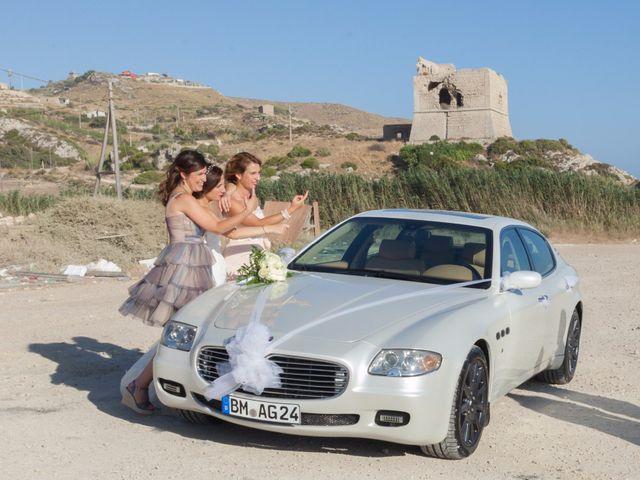 Il matrimonio di Federico e Rosaria a Agrigento, Agrigento 25