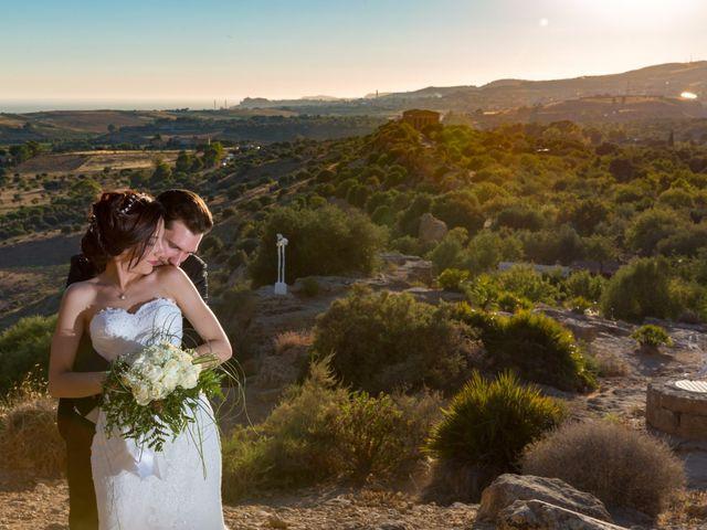 Il matrimonio di Federico e Rosaria a Agrigento, Agrigento 1