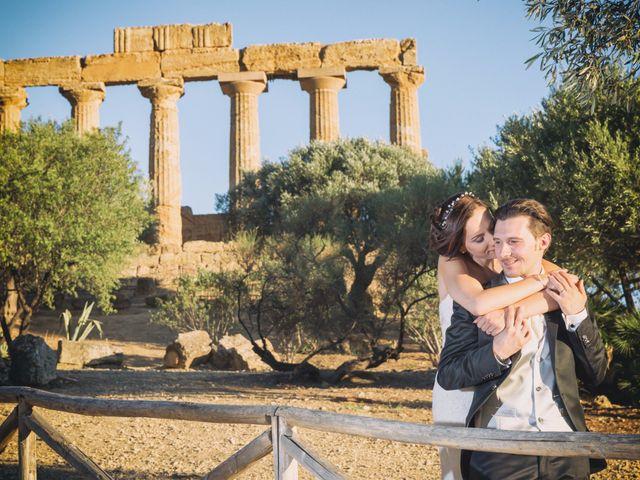 Il matrimonio di Federico e Rosaria a Agrigento, Agrigento 30
