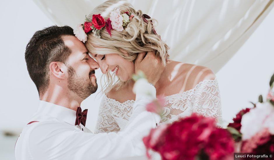 Il matrimonio di Carmine e Jeannine a Lecce, Lecce