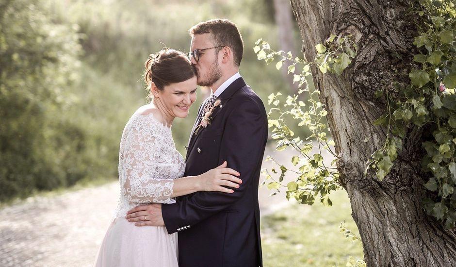 Il matrimonio di Nina e Dalle a Peschiera del Garda, Verona
