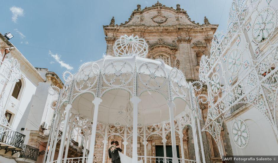 Il matrimonio di Enrico e Roberta a Galatone, Lecce